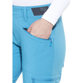 Norrøna W's Falketind Flex 1 Pants Blue Moon